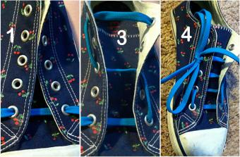 hiking biking laced shoes