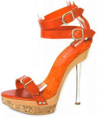 Banda Platform / Heel – Design Your Own Shoe