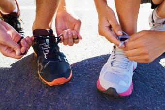 Training Shoes vs. Running Shoes