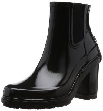 The Hunter High-Heeled Rain Boot