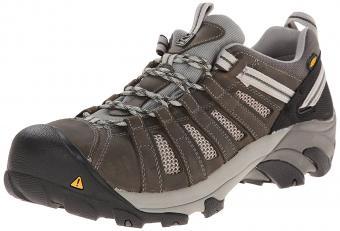 KEEN Low Steel Toe Shoe