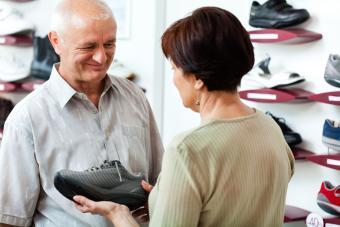 Peripheral Neuropathy Footwear