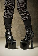 Gothic Shoes with Free Overnight Shipping