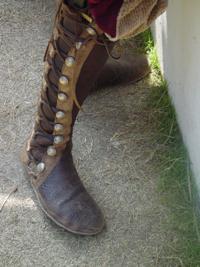 Mens Renaissance Boots