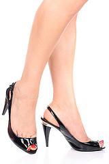 Low Cut High Heels