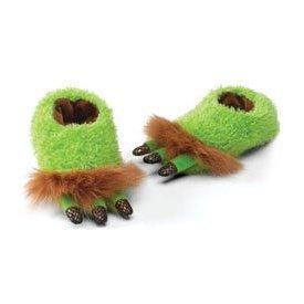 Monster Feet Slippers