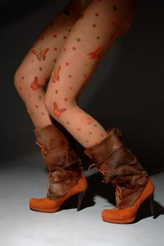 Fashion Fur Boots