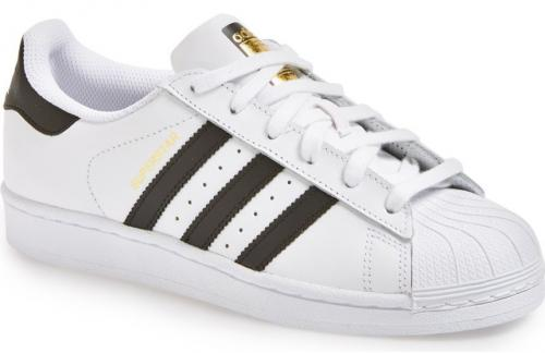 adidas 'Superstar' Sneaker (Women)