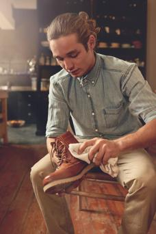 Waterproofing boots