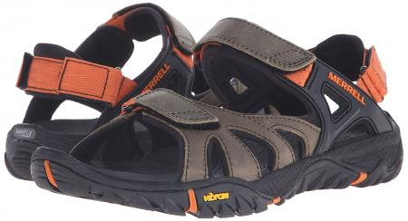Merrell Men's All Out Blaze Sieve Convertible Water Sandal