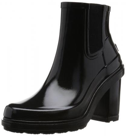 The Hunter High-Heeled Rain Boot