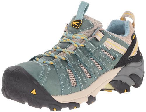 KEEN Women's Low Steel Toe Shoe