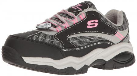 Sketchers Women's Biscoe Work Shoe