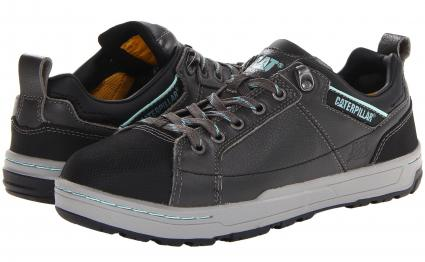Caterpillar Women's Brode steel toed shoe