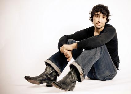 Men's smart, modernity cowboy boots