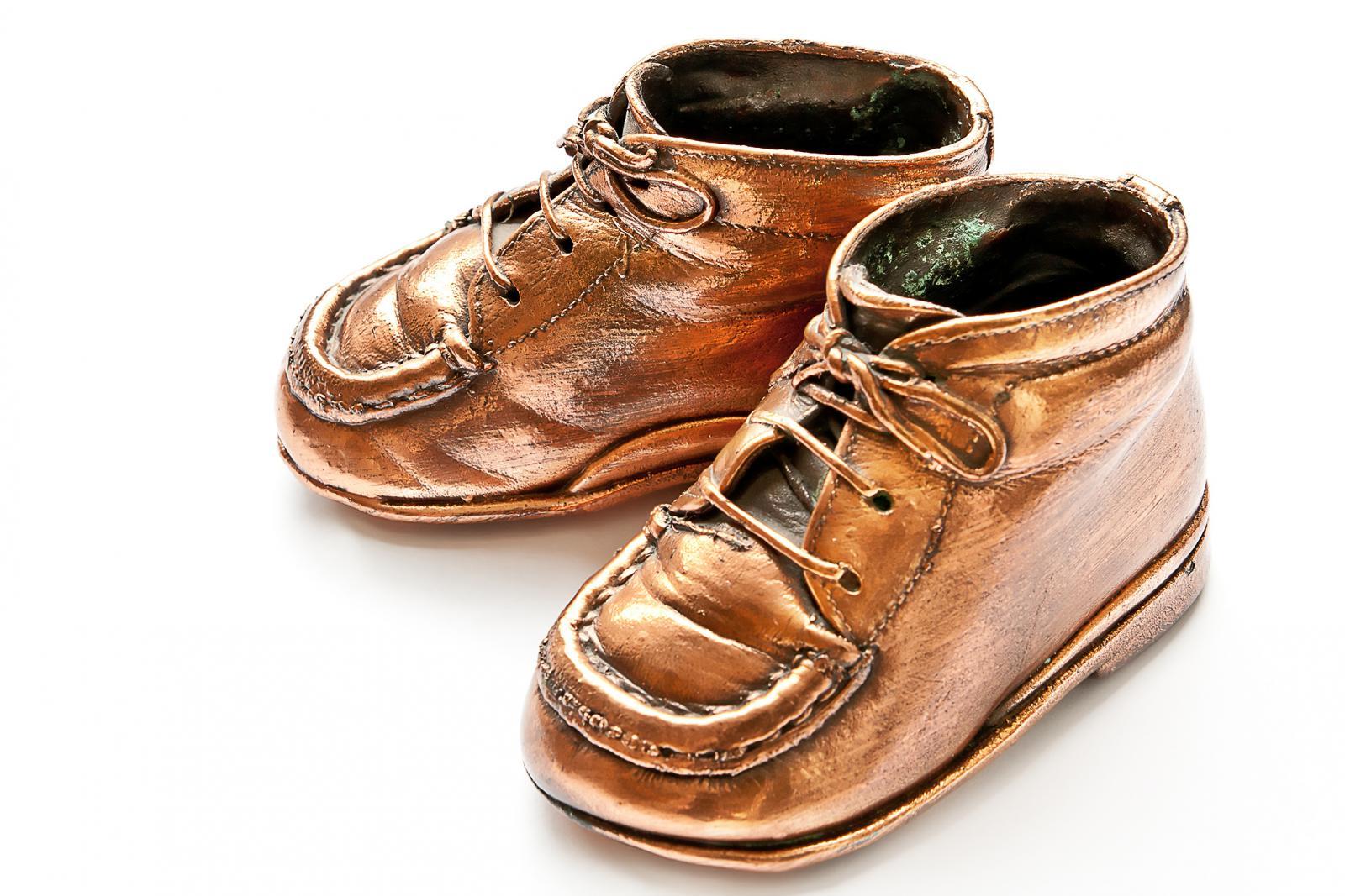Bronze Baby Shoes | LoveToKnow