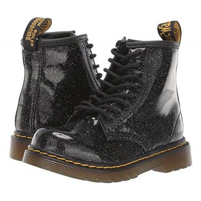 Dr. Martens Patent Glitter Boot