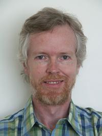 Image of Ian Fieggen, aka Professor Shoelace