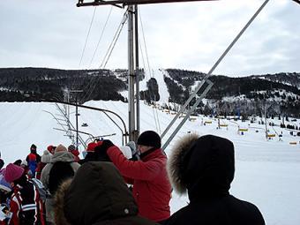 Visiting Blue Mountain Ski Resort PA