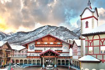 Zermatt Ski Resort in Utah
