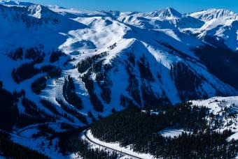 Ski Resorts Near Colorado Springs
