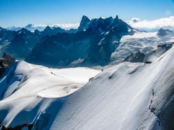 Longest Ski Runs