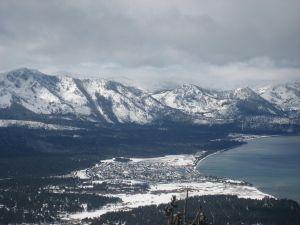 Squaw Valley KT-22 Ski Runs