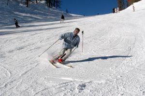 Carving Ski Technique