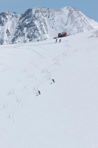 Copper Snowcat