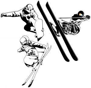 Skiing Exercises