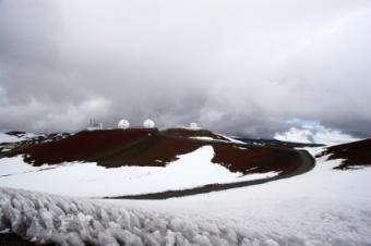 Is it Possible to Snow Ski in Hawaii