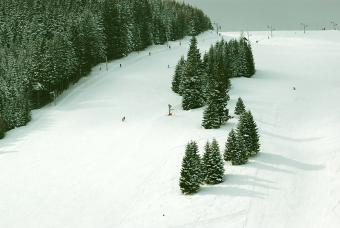 Peek and Peak Ski Resort
