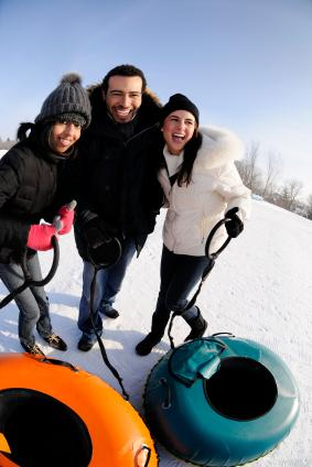 Where Can I Go Snow Tubing in Pennsylvania