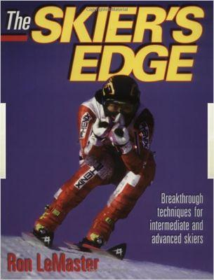 <em>The Skier's Edge</em> by Ron LeMaster