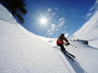 Snow Skiing Pictures