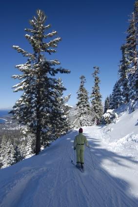 California skiing