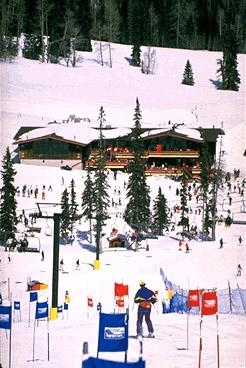 Ski park