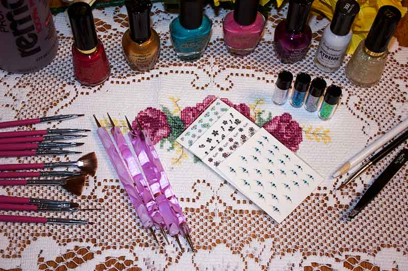 Finding Nail Art Supplies