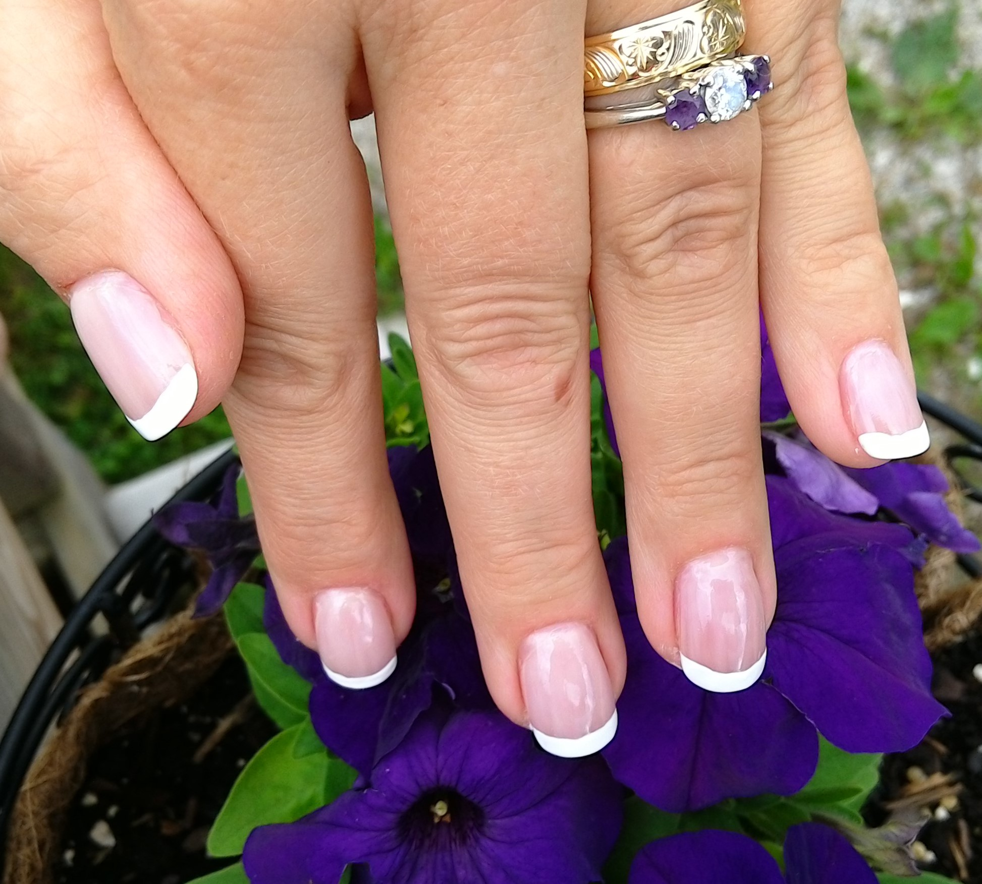 How to do a french manicure solutioingenieria Images
