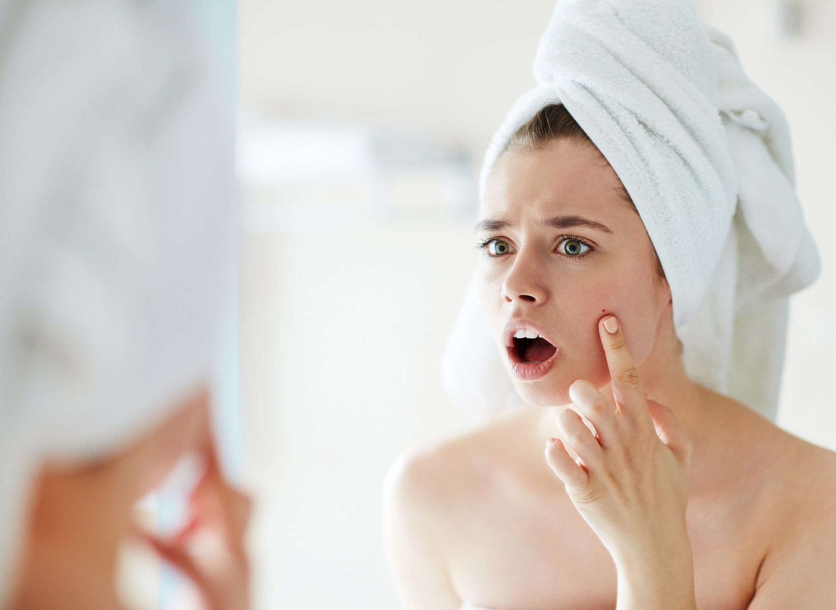 Does Toothpaste Get Rid of Pimples | LoveToKnow