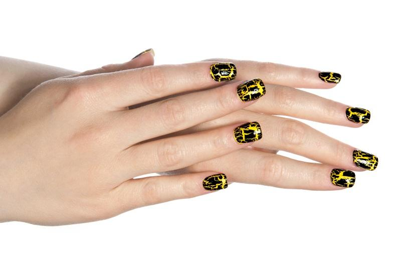 Pictures Of Simple Nail Art Lovetoknow