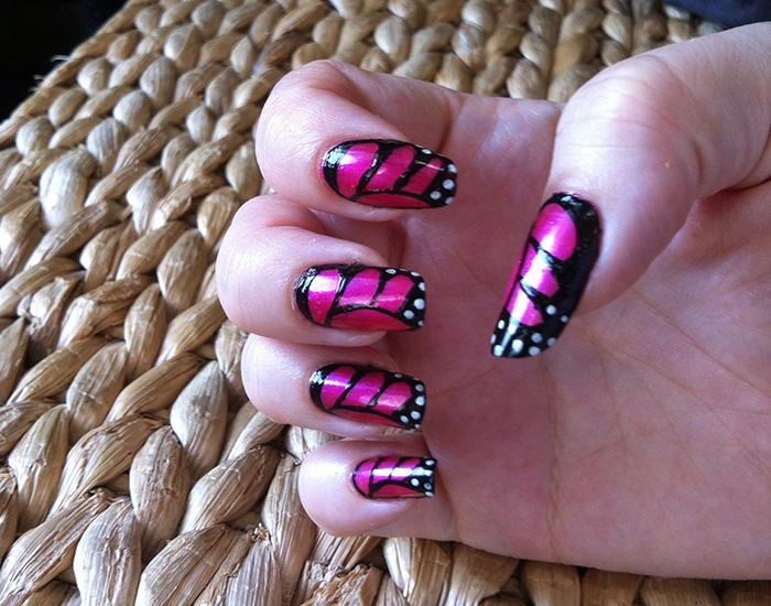 Nail Art Designs Images Erfly