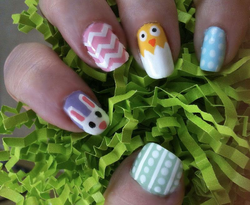 Easter Nail Designs | LoveToKnow