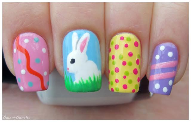Easter Nail Designs Lovetoknow