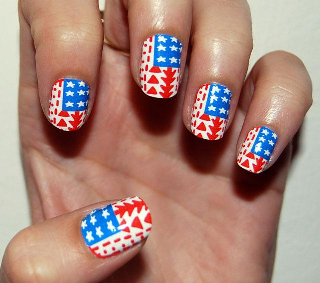 4th of July Nail Designs | LoveToKnow