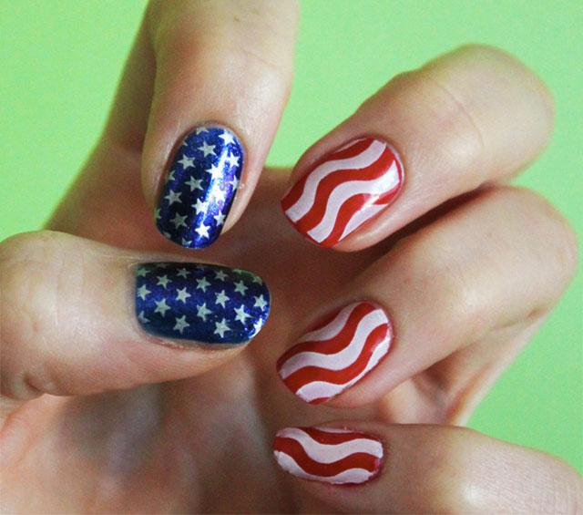 4th Of July Nail Designs Lovetoknow
