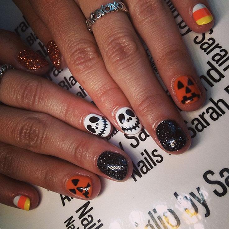 Halloween Nails | LoveToKnow