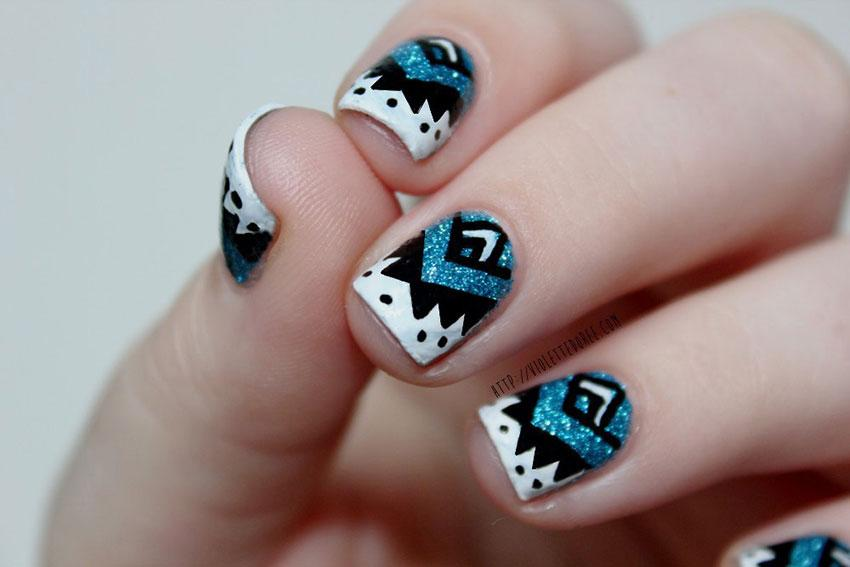 Tribal Art Nail Designs | LoveToKnow