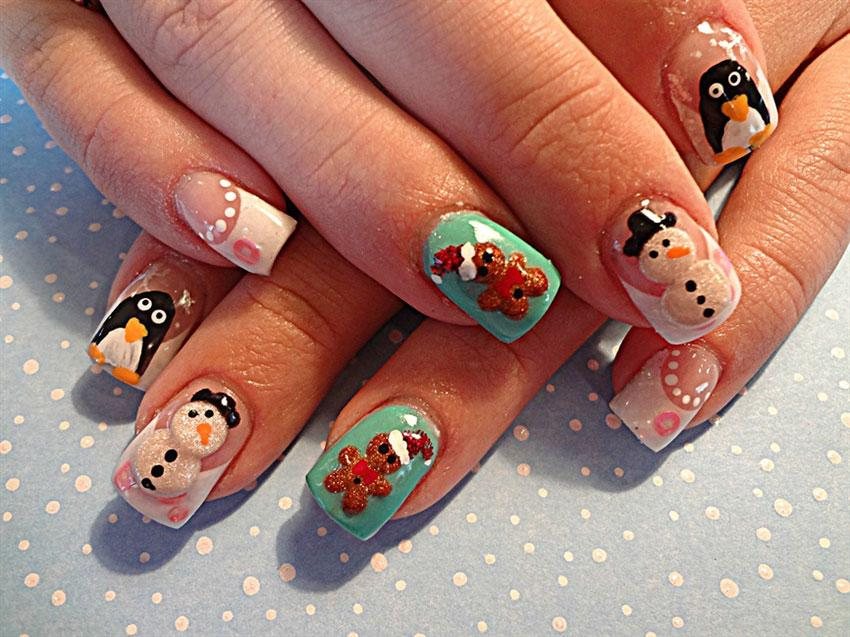 Famous Pinky Nail Designs Collection - Nail Art Design Ideas ...