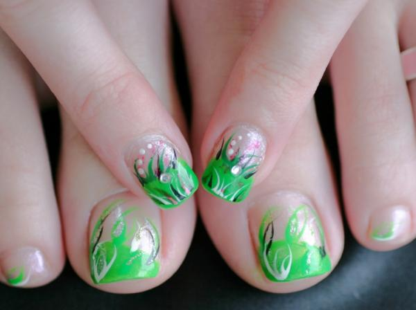 Beachy Nail Designs Lovetoknow